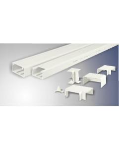 阻燃绝缘PVC多功能线槽