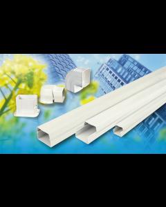 阻燃绝缘PVC空调护套管
