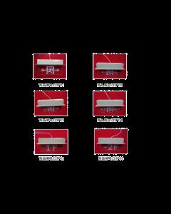 LS-BLZD-2LROEI2W-Q3型消防应急标志灯(嵌顶式)