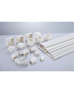 阻燃绝缘PVC电线槽、电工套管