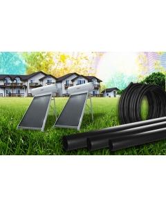 耐热聚乙烯(PE-RTⅡ)太阳能专用管