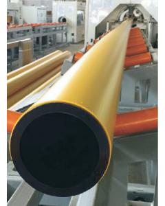 可剥离复合防护聚乙烯 ( PE ) 燃气管