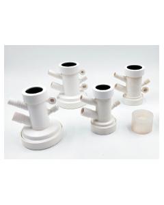 PVC-U排水厨、卫系列配件