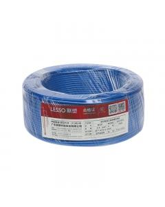 铜芯聚氯乙烯绝缘软电缆BVR型