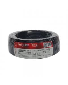 聚氯乙烯绝缘屏蔽聚氯乙烯护套软电线RVVP型